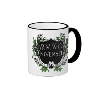 Wormwood University Ringer Coffee Mug