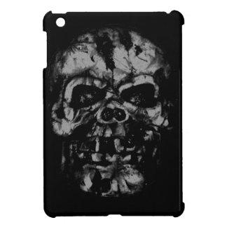 Worn and Damaged Skull iPad Mini Case