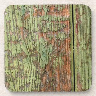 Worn and Weathered Barn Wood Coaster