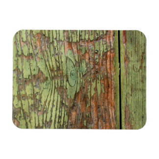 Worn and Weathered Barn Wood Magnet