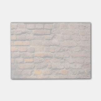 Worn Bricks 2 Post-it Notes