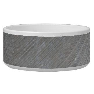 Worn Brushed Metal (faux) Layout Bowl
