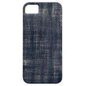Worn Jean Cloth Photo iPhone 5 Case-Mate