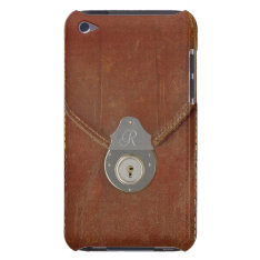 Worn Leather Camera Case Wallet iPod Touch FX at Zazzle