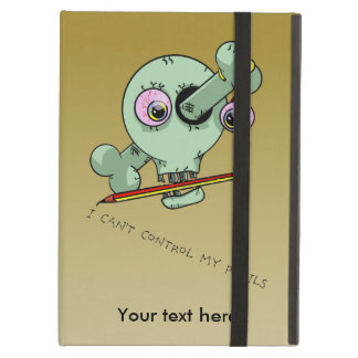 Worn Out Over Worked Teacher Funny Customizable iPad Air Case