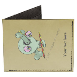 Worn Out Over Worked Teacher Funny Customizable Tyvek Wallet