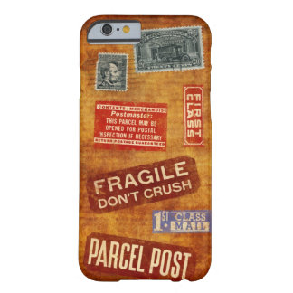 Worn package style iPhone 6 case