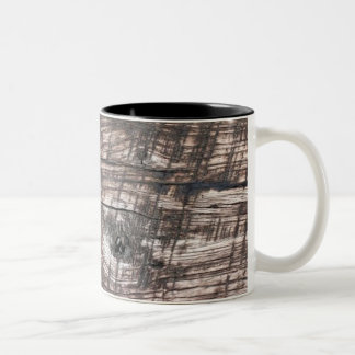 Worn Wood Grain Mug
