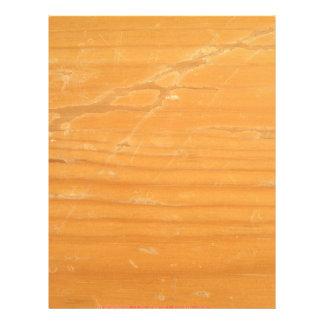 Worn Wood Letterhead