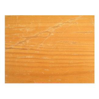 Worn Wood Postcard