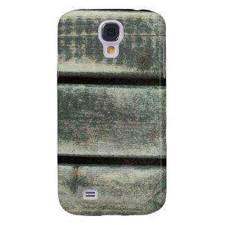 Worn wooden grain samsung galaxy s4 case
