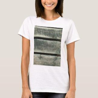 Worn wooden grain T-Shirt