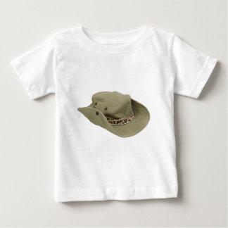 WornOutbackHat103109 copy Baby T-Shirt