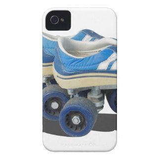 WornTennisShoeRollerSkates050915 iPhone 4 Cover