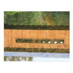 Worral Covered Bridge Vermont Reflection Post Cards