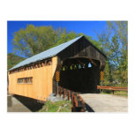 Worrall Covered Bridge Rockingham Vermont Post Cards