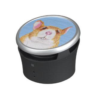 worried rat bumpster speaker