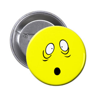 Worried Smiley Button