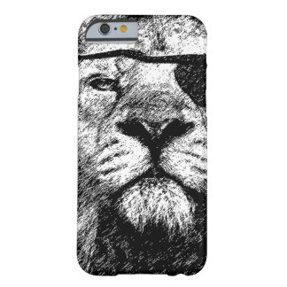Worrier Lion Barely There iPhone 6 Case