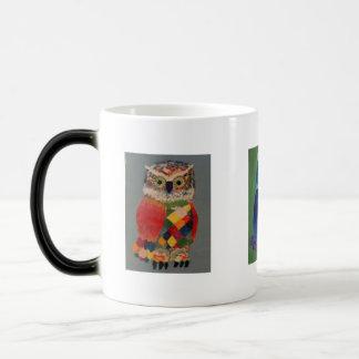 WORRRD to the BYRD Magic Mug