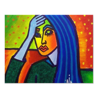 Worry by Piliero Card