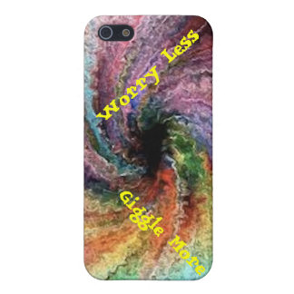 Worry Less Giggle More Phone Case
