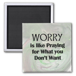 Worry magnet