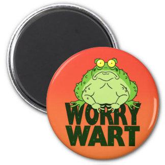 Worry Wart Magnet