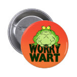 Worry Wart Pin