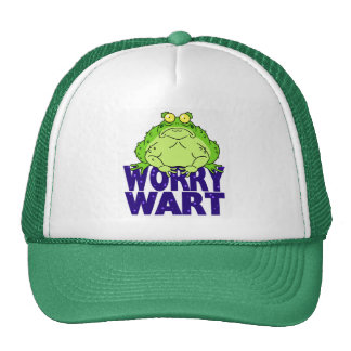 Worry Wart Trucker Hat