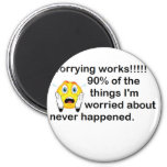 Worrying Refrigerator Magnets