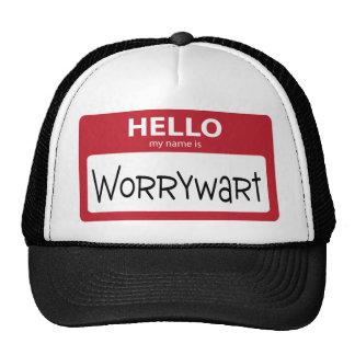 worrywart 001 gorra