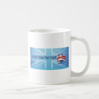 Worse than Thatcher Coffee Mug
