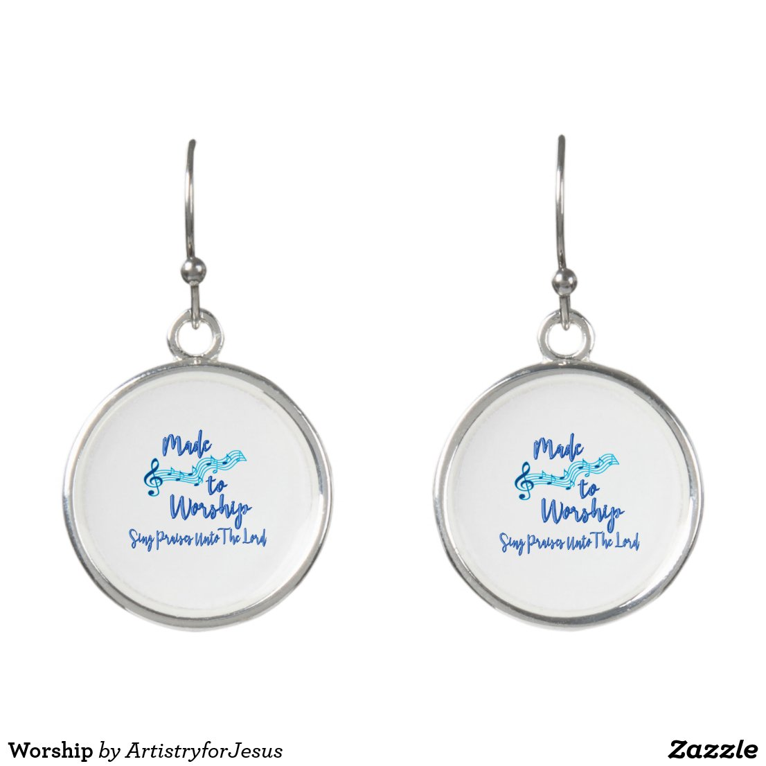Worship Earrings