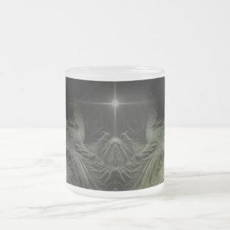 Worship Frosted Glass Coffee Mug