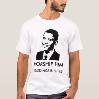 WORSHIP HIM, RESISTANCE T-Shirt