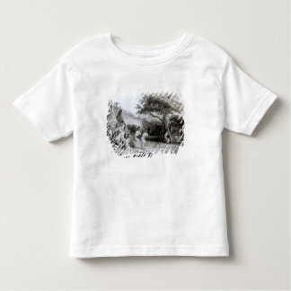 Worship of the Sun, engraved by R. Ehnshelwood T Shirt