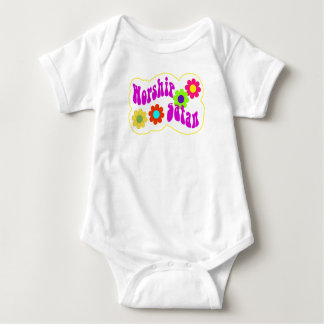 Worship Satan! Baby Bodysuit