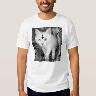 worship the kitty shirt