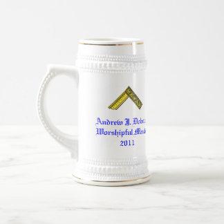 Worshipful Master's Gift Stein