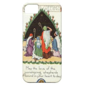 Worshipping Shepherds iPhone 5 Case