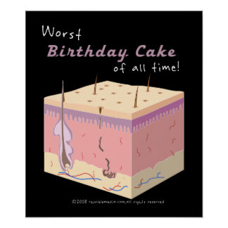 Worst Cake Posters
