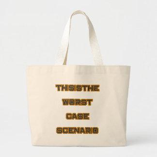 Worst Case Scenario Bags