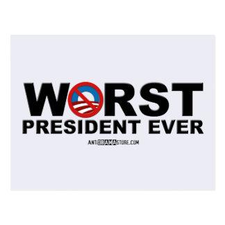 Worst Ever Postcard