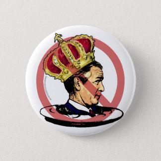 Worst Ever President Anti Bush Gear Pinback Button