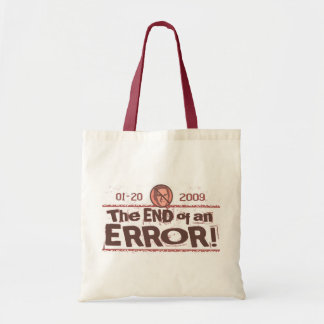 Worst Ever President Anti Bush Gear Tote Bag