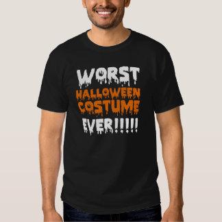 Worst Halloween Costume Ever T-Shirt