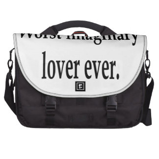 Worst imaginary lover ever. commuter bag