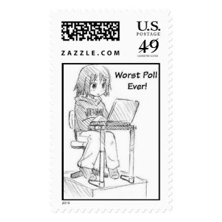 Worst Poll Ever! Postage