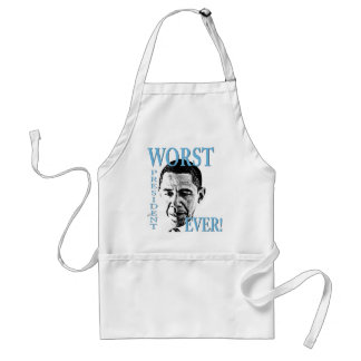 Worst President Ever! Aprons